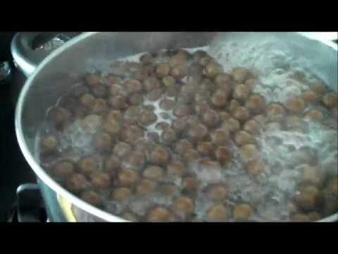 How to Cook Boba ( Tapioca Pearls for Bubble Tea)