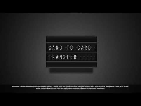 Transferring funds with Qantas Cash® made easy