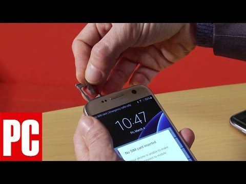 How to Use a MicroSD Card on the Samsung Galaxy S7