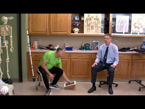 Ankle Strengthening Exercises & Stretches. Stop Sprained Ankles.