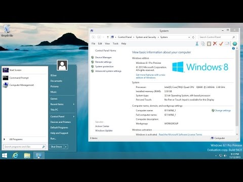 Restore classic start menu in windows 10 | windows 8 | and windows 8.1