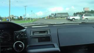400HP Monster Toyota MR2 (MK1) on E85 - Ride along