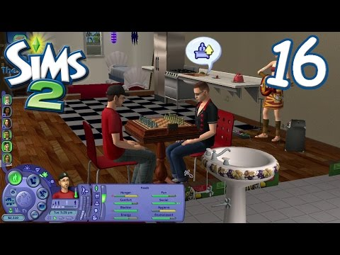 The Sims 2 Part 16 - Return of An Old Friend
