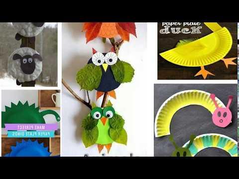 23 Paper Plate DIY Ideas | Enjoy Crafting # 65