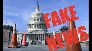 """THE """"SHUTDOWN"""" IS THE REAL FAKE NEWS..."""