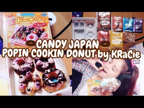 POPIN COOKIN DONUT by KRACIE - FULL BAHASA INDONESIA