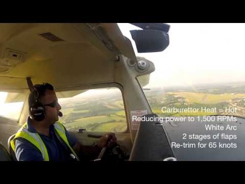 The First Solo Flight (in circuit) - Private Pilot's Licence (PPL)