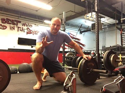 Wrestling Strength Training #1 Deadlift Tip