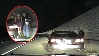 Drunk female verbal conflict becomes racial officer responds