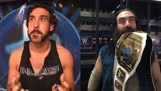 Wrestling Origins: Luke Harper