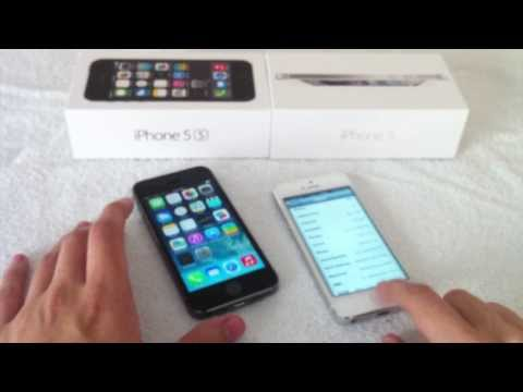 How To Tell The Difference Between iPhone 5S & iPhone 5