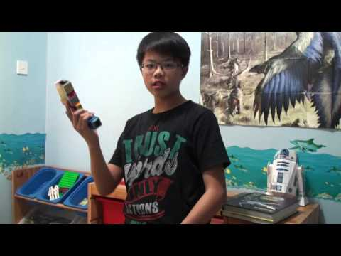 DIY Working Lego Gun That Shoots