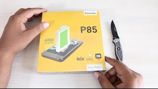 Panasonic P85 Unboxing & Hands On, Camera, Features