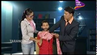 CID Comedy || Pragyan as a Pariba Bepari Part 1 || Odia