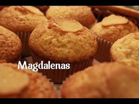 SPANISH MUFFINS | MAGDALENAS BY SPANISH COOKING