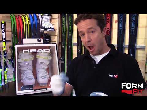 HEAD SKI BOOTS - Form Fit + Perfect Fit Ski Boot Fit Process