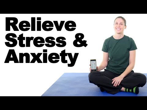 5 Simple Stress & Anxiety Relief Tips - Ask Doctor Jo