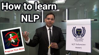 How to learn NLP | VED | [Eng+Hindi] | NLP in Hindi