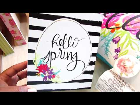 TARGET & *New* ONE SPOT SPRING ~ EASTER HAUL