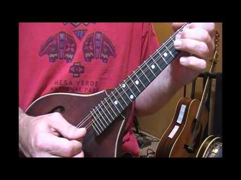 Jerusalem Ridge Mandolin Lesson