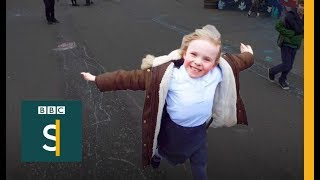 A simple way to get school children fit - BBC Stories