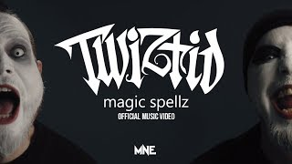 Twiztid - magic spellz [OFFICIAL MUSIC VIDEO]
