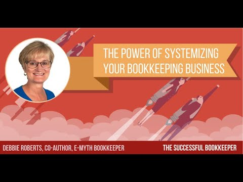 EP01: Debbie Roberts  - The Power of  Systemizing Your Bookkeeping Business