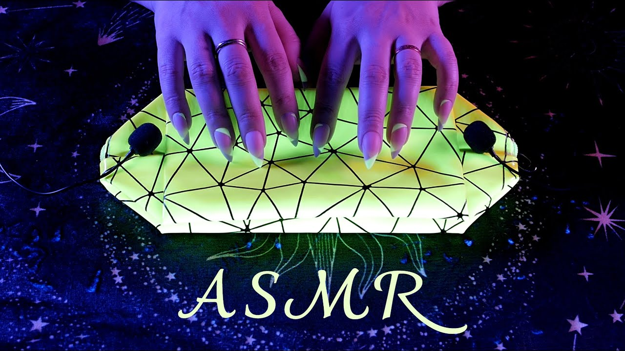 🎧ASMR💫This Video WILL KNOCK You OUT in Minutes! NO TALKING/vinyl,wood,tiny bottles,tap,scratch,etc..