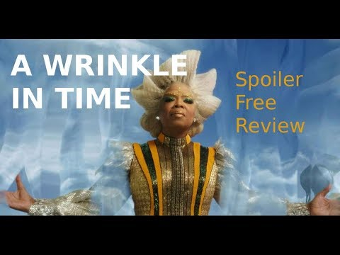 A Wrinkle In Time Review - No Spoilers!