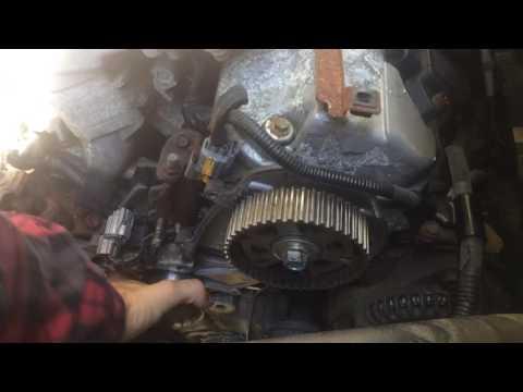 04 Honda Pilot timing belt broke , bent valves???