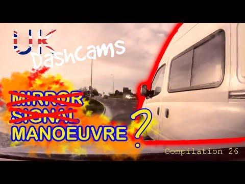 UK Dashcams - DashCam Compilation #26