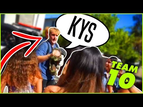 What JAKE PAUL Is Like In Real Life *Outside Of The Vlogs* [TEAM 10]