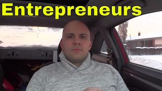 4 Things Entrepreneurs Do Every Day
