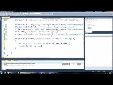 Developing for Windows 7: Taskbar #3: Controlling the (Windows Aero) Thumbnail