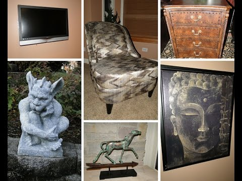 XCNTRIC ESTATE SALES CHIC & UNIQUE HICKORY HILLS ESTATE SALE JAN 7-9, 2016