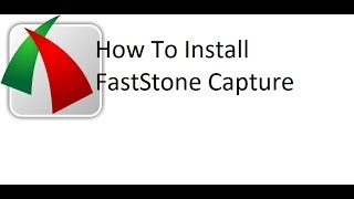 FastStone Capture 9 0 Serial key - Registration code Crack full