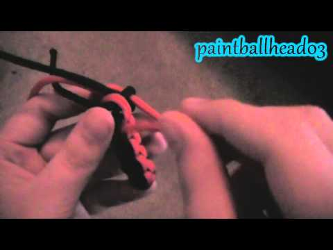 How to end a paracord lanyard
