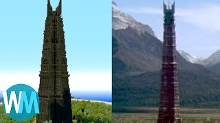 Another Top 10 Minecraft Creations