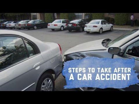Insurance Video Tips: Steps to Take After a Car Accident
