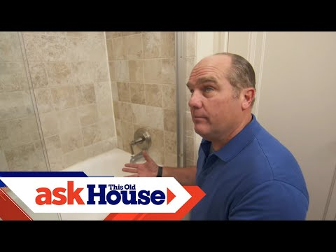 How to Add an Overflow to a Bathtub