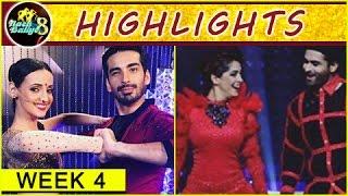 Nach Baliye 8 | Week 3 Highlights | Siddarth-Trupti | Sanaya-Mohit | TellyMasala