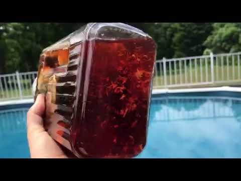 Lipton sun tea paper disintegration
