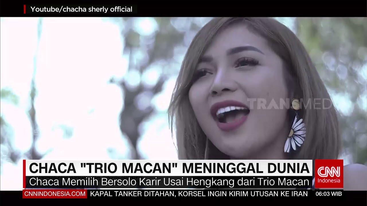 Download Chaca Sherly Eks Trio Macan Meninggal Dunia   REDAKSI PAGI (06/01/21) MP3 Gratis
