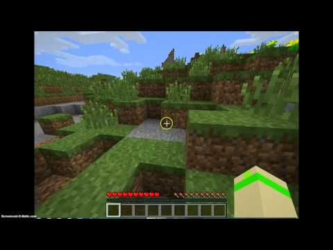 Seed That Spawns you in village