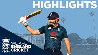 Bairstow Hits Century As England Complete Huge Chase | England v Pakistan 3rd ODI 2019 - Highlights