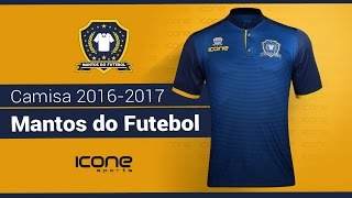 c35b732690e6d UNBOXING - Camisa do Mantos do Futebol 2016-2017 - Ícone Sports
