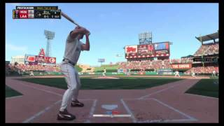 MLB 16 gameplay ps4(rubiks cube guy 5285)