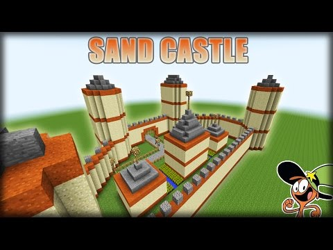 Falling Sand - Castle