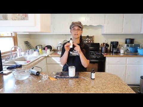Simplest Lotion Recipe!!  3 Ingredients! YOU can DO IT!!!