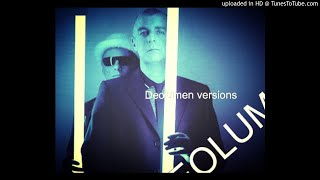 PET SHOP BOYS - 'Indefinite Leave To Remain' [Demo v1/album v2]